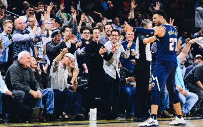 Jamal Murray scores career high vs Boston Celtics